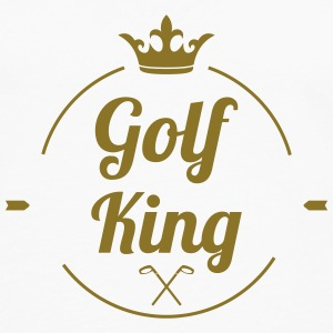 Golf King Caps & luer - Premium langermet T-skjorte for menn