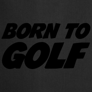 Born to Golf Kasketter & Huer - Forklæde