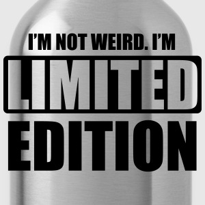 I'm not weird, I'm limited edition Tank topy - Bidon