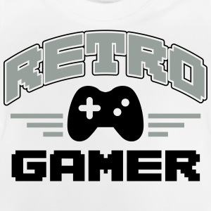 Retro Gamer T-shirts - Baby T-shirt