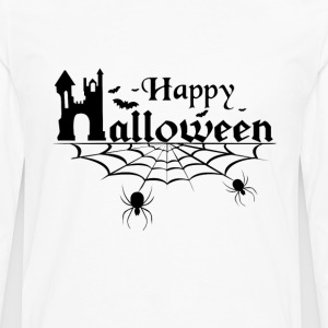 Happy Halloween T-Shirts - Men's Premium Longsleeve Shirt