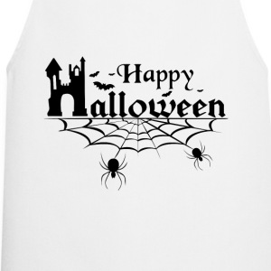 Happy Halloween Shirts - Cooking Apron