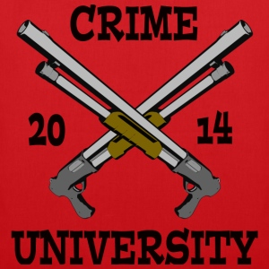 Crime University 2014 T-Shirts - Tote Bag