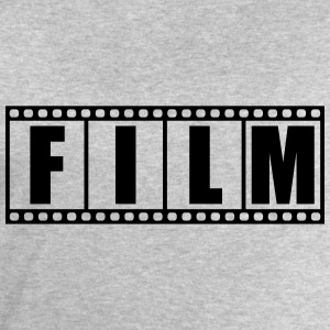 Photo film strip logo T-Shirts - Men's Sweatshirt by Stanley & Stella