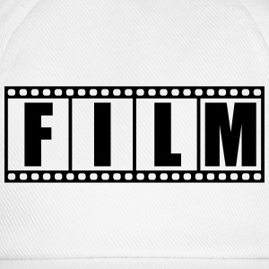 Photo film strip logo T-Shirts - Baseball Cap