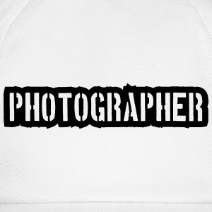 photographe Stamp Tee shirts - Casquette classique