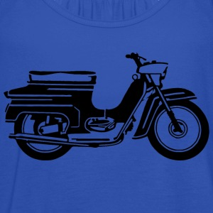 Moped Jawa 50 Jet - Frauen Tank Top von Bella