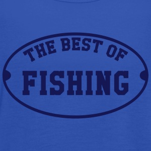 The Best of Fishing T-shirts - Tanktopp dam från Bella