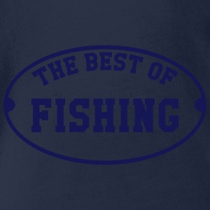 The Best of Fishing Tee shirts - Body bébé bio manches courtes