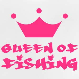 Queen of Fishing T-shirts - Baby T-shirt