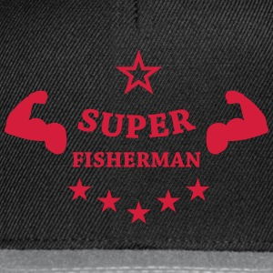 Super Fisherman T-Shirts - Snapback Cap