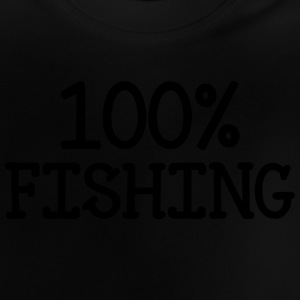 100% Fishing Tee shirts - T-shirt Bébé