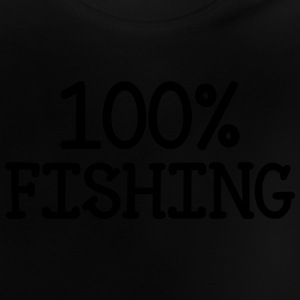 100% Fishing Shirts - Baby T-Shirt
