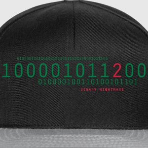 binary nightmare Pullover & Hoodies - Snapback Cap