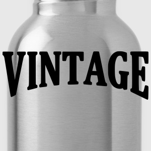 Vintage T-Shirts - Water Bottle