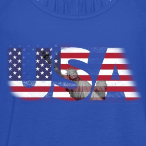 USA Fanshirt - Liberty T-Shirts - Frauen Tank Top von Bella