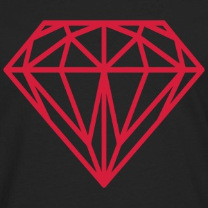Diamant Hoodies & Sweatshirts - Men's Premium Longsleeve Shirt