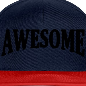 Awesome Camisetas - Gorra Snapback