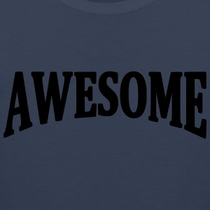 Awesome Camisetas - Tank top premium hombre