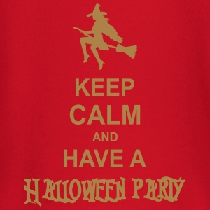 keep calm and have a halloween party T-Shirts - Baby Long Sleeve T-Shirt