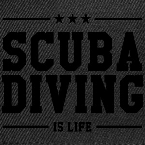 Scuba Diving T-Shirts - Snapback Cap