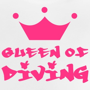 Queen of Diving T-Shirts - Baby T-Shirt