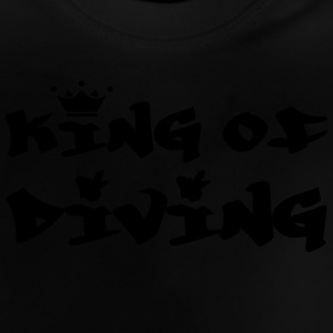 King of Diving T-Shirts - Baby T-Shirt