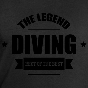 Diving The Legend T-skjorter - Sweatshirts for menn fra Stanley & Stella