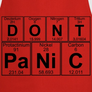 D-O-N-T Pa-Ni-C (don't Panic) Bags & Backpacks - Cooking Apron