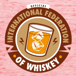 IF of whiskey Tee shirts - Débardeur Femme marque Bella