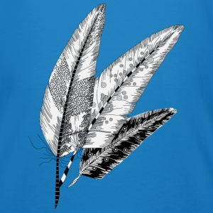 three Feathers  Bags & Backpacks - Men's Organic T-shirt
