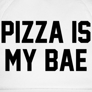 Pizza is my bae T-skjorter - Baseballcap
