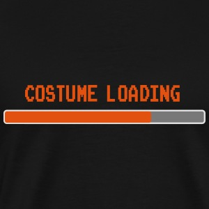 Costume Loading Halloween Costume patjila Tops - Men's Premium T-Shirt
