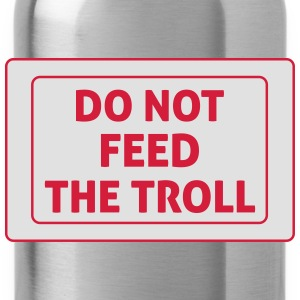 Do Not Feed The Troll Toppar - Vattenflaska