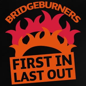 BRIDGEBURNERS Bridge Burners First in last out Shirts - Baby T-Shirt