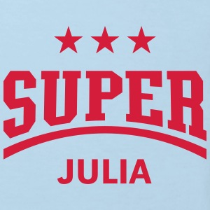Super Julia T-Shirts - Kinder Bio-T-Shirt