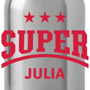 Super Julia T-Shirts - Trinkflasche