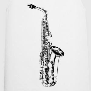 Sax T-Shirts - Cooking Apron