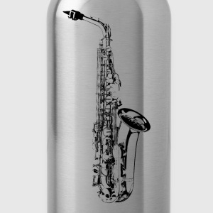 Sax T-Shirts - Water Bottle