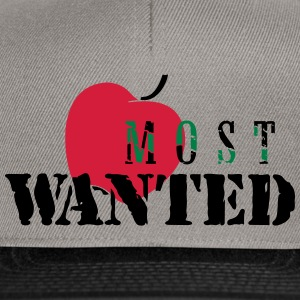 appel most wanted_Vec_3 en T-Shirts - Snapback Cap