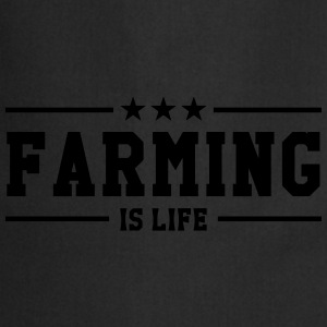 Farming is life T-Shirts - Cooking Apron