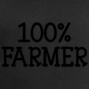 100% Farmer Bottles & Mugs - Men's Sweatshirt by Stanley & Stella