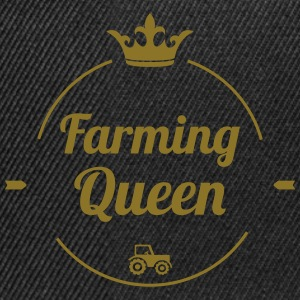 Farming Queen Botellas y tazas - Gorra Snapback