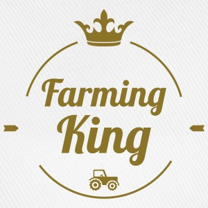 Farming King T-shirts - Baseballcap