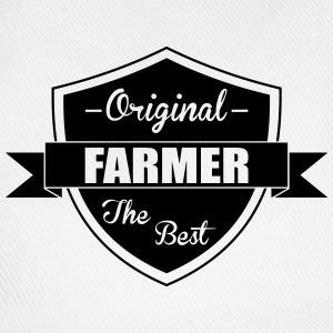 The Best Farmer Camisetas - Gorra béisbol