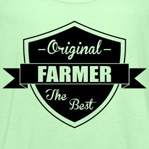 The Best Farmer T-shirts - Dame tanktop fra Bella