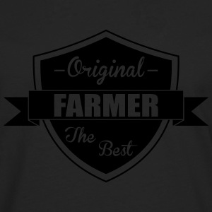 The Best Farmer T-shirts - Långärmad premium-T-shirt herr