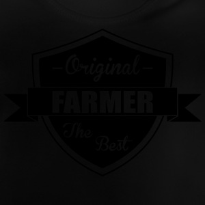 The Best Farmer Shirts - Baby T-shirt