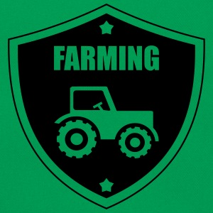 Farming Tee shirts - Sac Retro