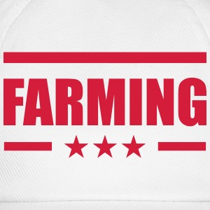 Farming T-Shirts - Baseball Cap